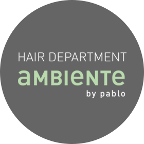 Logo Hair Department Ambiente by Pablo